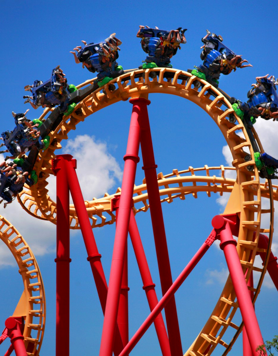 A career at Alumnus is like a roller coaster ride